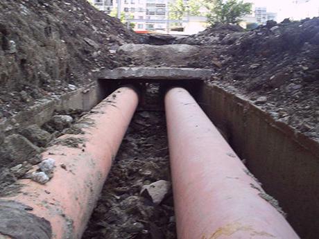 Reabilitare retele de apa, canal si drumuri Bucuresti